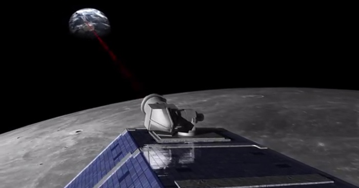 Bridgesat signs new space act agreement with nasa for laser bridgesat signs new space act agreement with nasa for laser communications platinumwayz