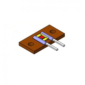 PCW-CE-6-W0808 - Princeton Optronics | Laser Diode