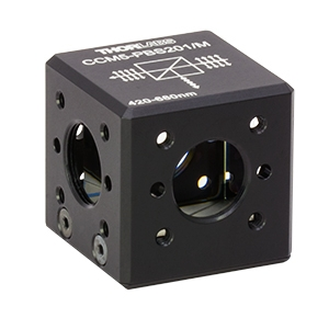 CCM5-PBS201/M - Thorlabs Inc | Beam Splitter