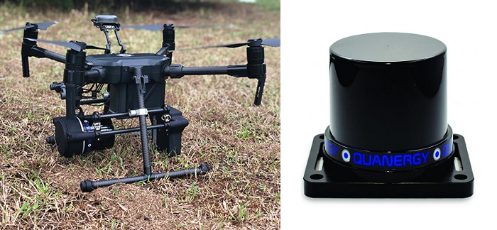 LiDAR USA to Use Quanergy LiDAR Sensors in Its UAV & Mobile