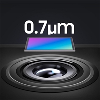 Samsung Unveils New 0.7µm-Pixel ISOCELL Image Sensors to Enable Ultra-High Resolutions Offerings in Smartphones